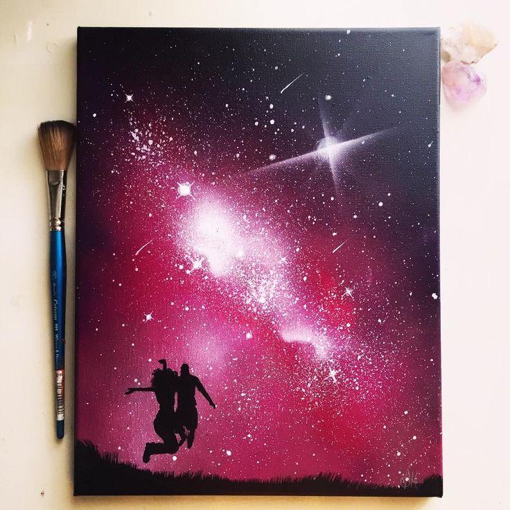 Sanatlı Bi Blog Galaksi ve Gökyüzünün Sonsuzluğunu Musmutlu Bir Hikaye ile Tamamlayan Sanatçı 19