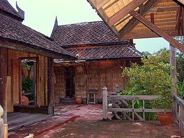 traditional thai home. Interior Design Ideas. Home Design Ideas