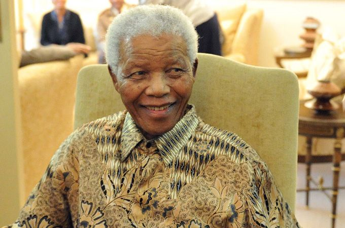 Mandela became South Africa's first black leader in 1994 after being jailed for 27 years by the apartheid regime for fighting for equal rights for all South Africans.    He served a one five-year term and quit in 1999, paving the way for his then deputy Thabo Mbeki to take over.