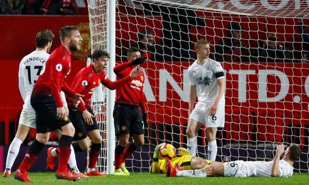 Manchester United 2 2 Burnley Arsenal 2 1 Cardiff And More