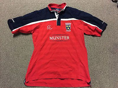 Munster European Champions 2005-06 Live For Rugby Sz S shirt jersey Ireland rare