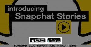 Snapchat Sign Up