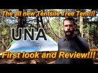 Tentsile UNA One Person Tree Tent! First look and Review!!!