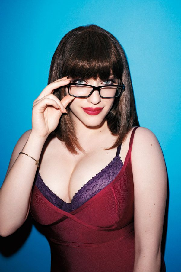 Kat Dennings... You, ma'am, are the sauciest of saucy minxes.