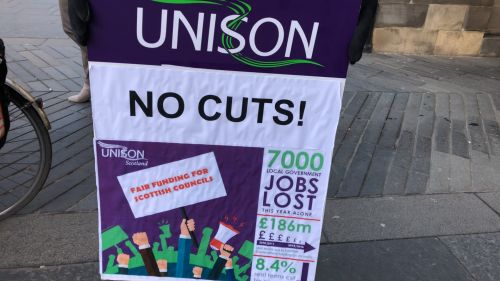 Latest news UNISON offer new face to face service from today