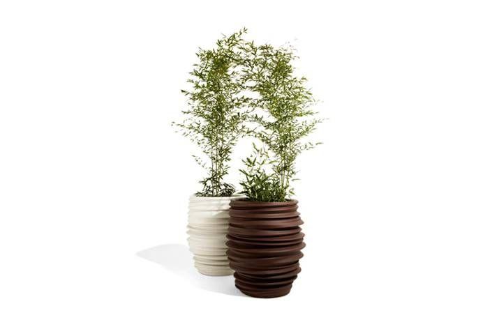 Dedon Babylon Planter L Ø 87 cm - Dedon Babylon - Dedon Gartenmöbel