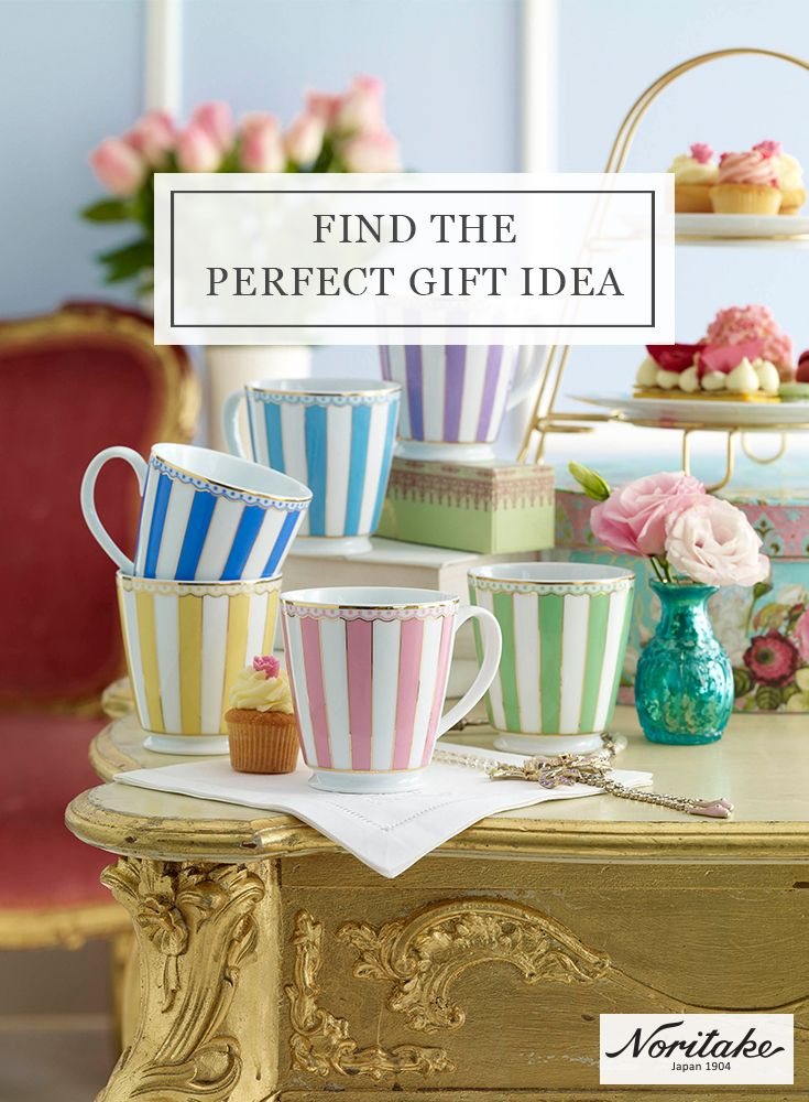 Enjoy fun and easy gift giving with Noritake Carnivale collection!