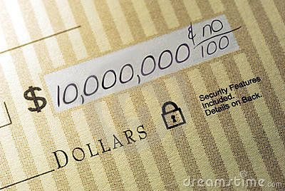 10 Million Dollar Check.jpg 400×268 pixels