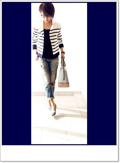★着まわしながら春の5日間コーデ3月中旬編|STYLE SNAP ~大人世代・普段着リアルクローズ紹介~