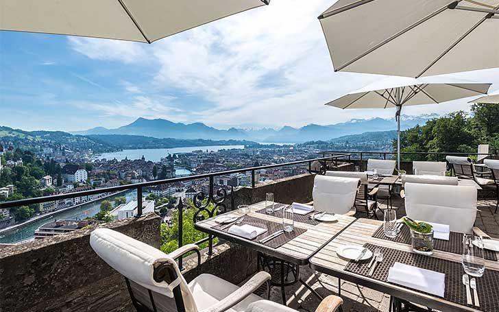 Hotels In Luzerne Switzerland