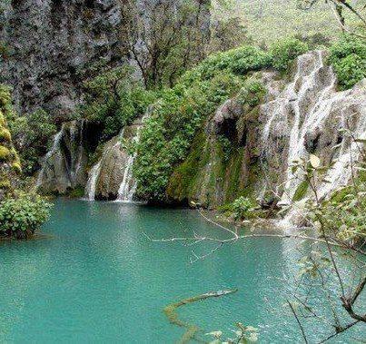 Laguna Magdalena, Chiantla Huehuetenango, Guatemala.