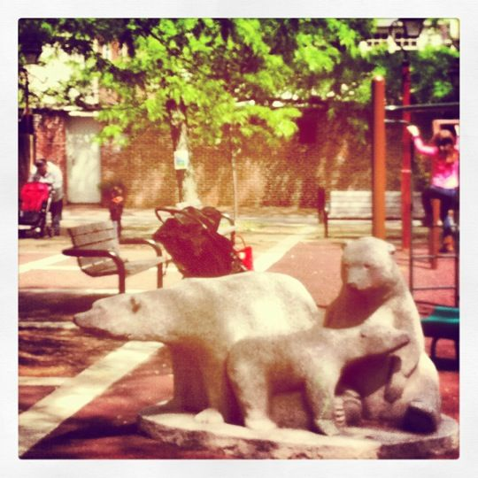 Three Bears Park in Philadelphia, PA