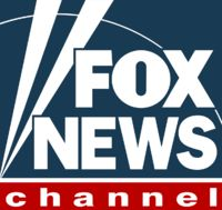 Fox News Channel logo./ an American basic cable and satellite news television channel that is owned by the Fox Entertainment Group subsidiary of 21st Century Fox. As of February 2015, approximately 94,700,000 American households (81.4% of cable, satellite & telco customers) receive the Fox News Channel.[1] The channel broadcasts primarily from studios at Rockefeller Center in New York City.