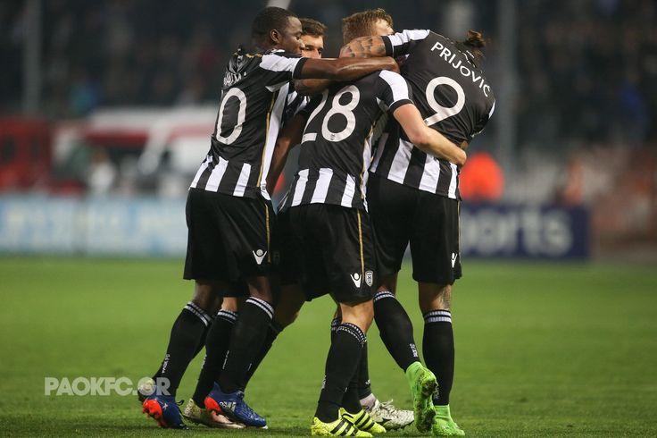 #PAOKOLY #SuperLeague #derby #win #celebration
