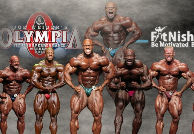 Mr Olympia 2016 Promo | Bodybuilding Motivation, The Road To Mr Olympia '16
