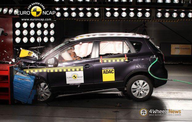 #Suzuki SX4 S-Cross gets the maximum 5-Star rating from Euro NCAP crash tests  http://www.4wheelsnews.com/suzuki-sx4-s-cross-gets-the-maximum-5-star-rating-from-euro-ncap-crash-test/
