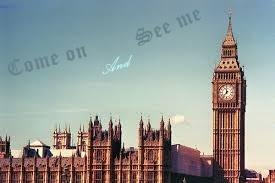 London man!