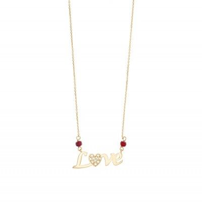 Κολιέ Love necklace