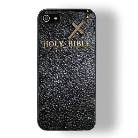 Holy Bible iPhone 5/5S Case