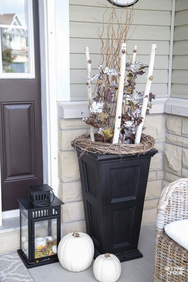 Small Front Porch Decorating Ideas CraftMart in 2020