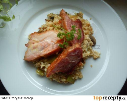 Bulgur (hlavní jídlo či příloha)