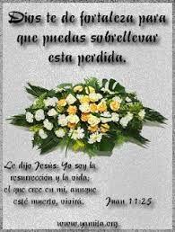 Resultado de imagen para imagenes de condolencias cristianas