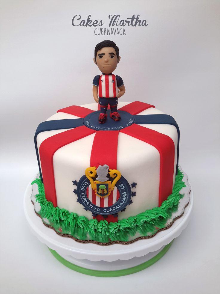 Chivas Cake Ideas
