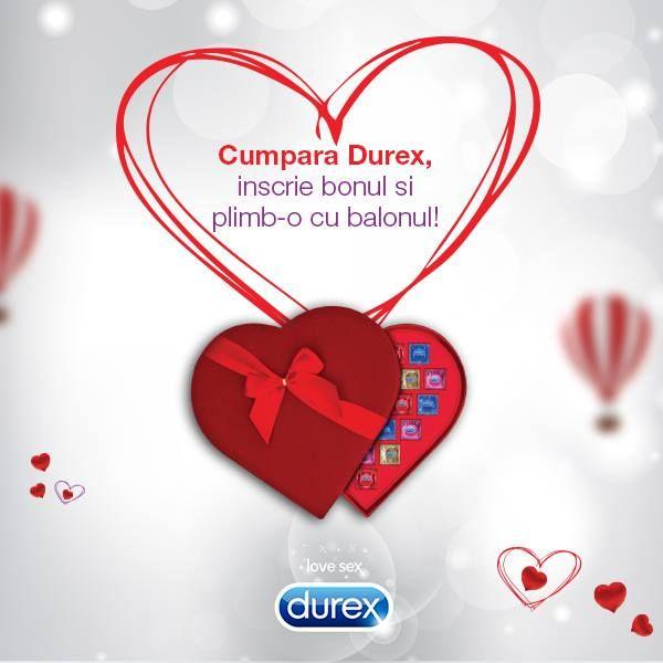 http://bit.ly/DeCeSaNuDaruiestiCevaDiferit  Arata-i cat de mult inseamna pentru tine! Intra in aplicatie, inscrie bonul si descopera provocarea Durex!