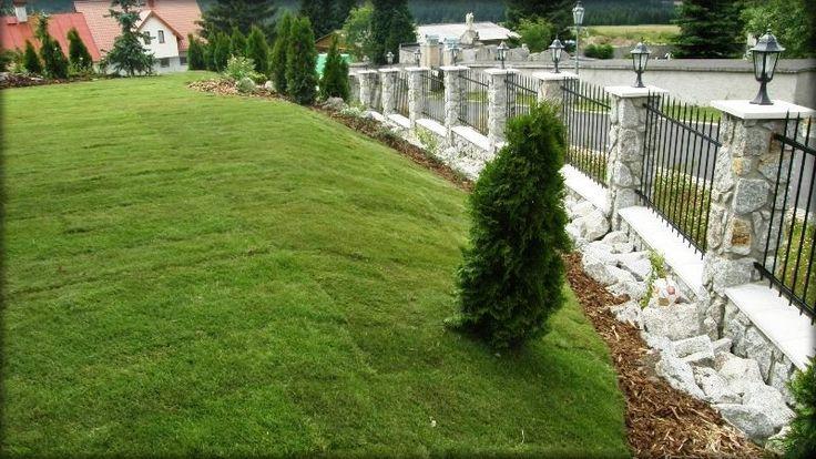 Založení trávníku pokládkou