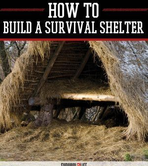 Survival Shelter Tutorial from The California Survival School | DIY Self Sufficiency and Preparedness Skills by Survival Life http://survivallife.com/2015/05/06/survival-shelter-tutorial-from-the-california-survival-school/