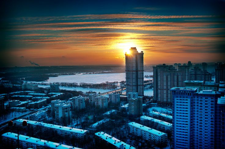 High Views of Moscow