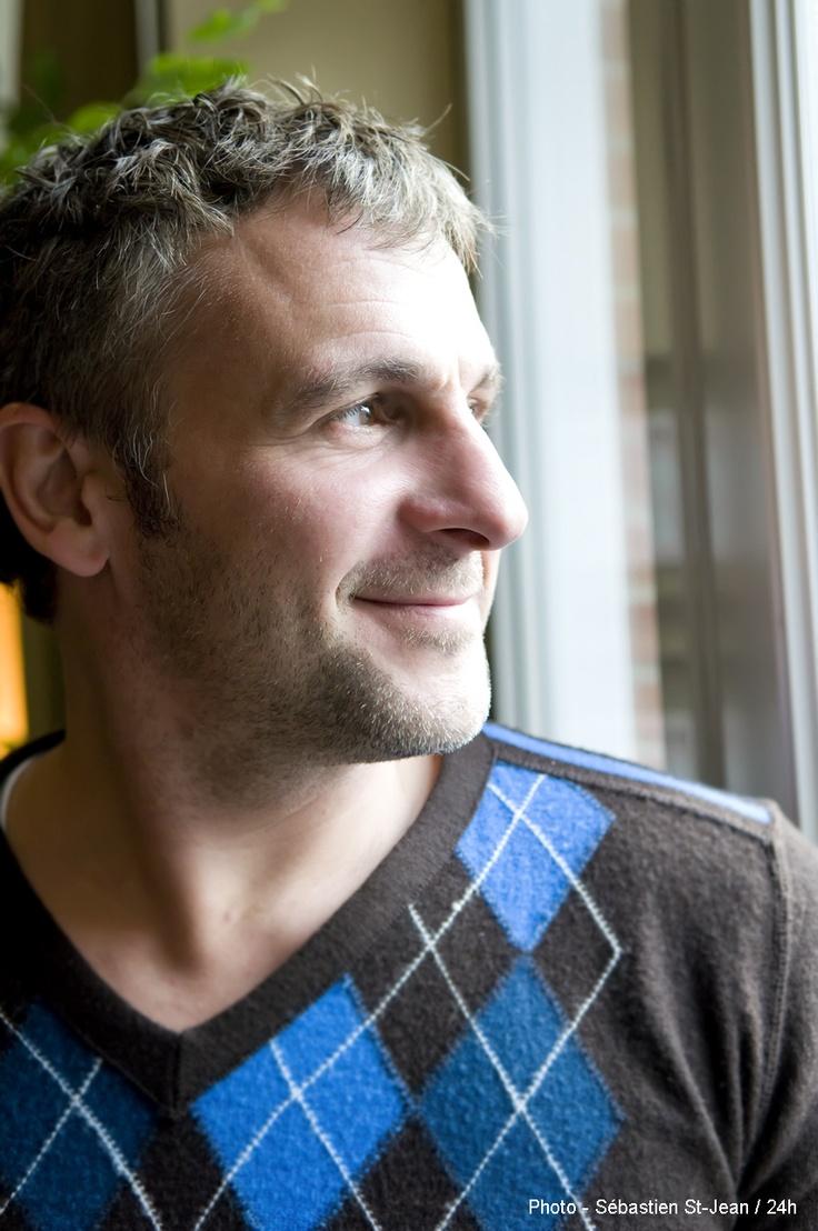 Patrick Huard - writer, actor (b 01/02/1969 Montreal, Quebec, Canada)