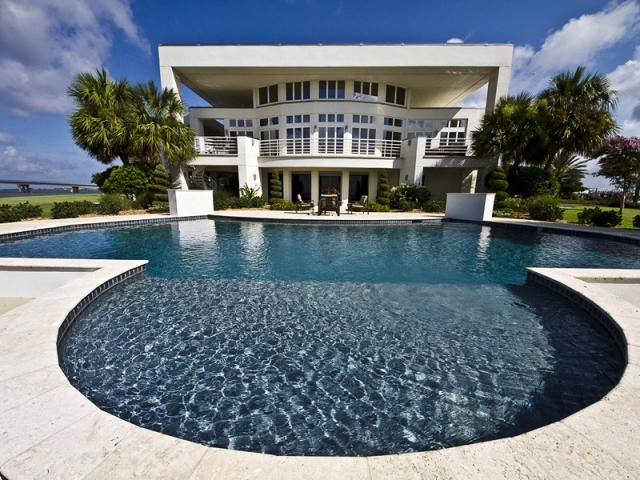 Dream home in Slidell, Louisiana.Dreams Home, Dreams Vacay, House Ideas, Favourite Places, Dreams Castles, Pools View, Real Estate, Awsome Places, Louisiana Soul