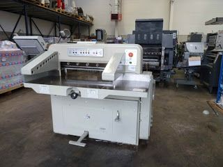 Those aspiring to buy Used Polar Cutting Machines in India may avail the services of Goodmachine, the country's largest dealer for second hand printing machines.