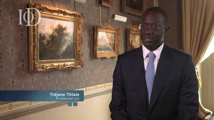 """""""The one thing that I think is really important for any #leader, is to make sure that you have a very #goodteam operating around you"""", says #TidjaneThiam, #backstage at the #IoD #AnnualConvention2013."""