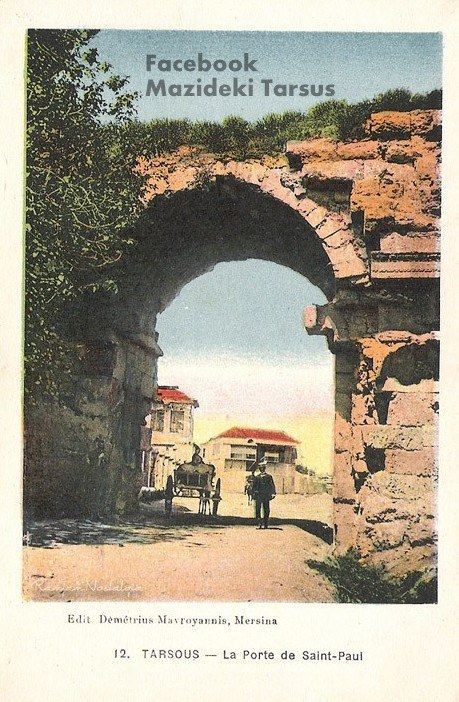 Tarsus, Cleopatra Gate