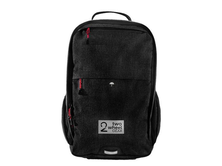 Pannier Backpack Convertible - Black , Bags - Two Wheel Gear, Two Wheel Gear - 5