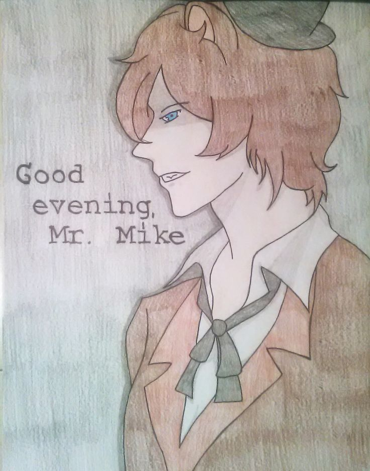 Good evening, Mr. Mike Freddy Five Nights at Freddy's