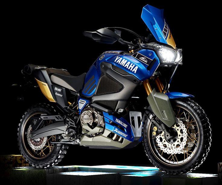 yamaha super tenere 1200 | Yamaha produzirá Worldcrosser
