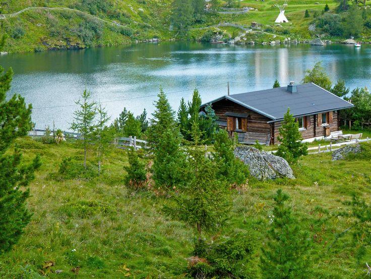 Almhütte am Bergsee – falkertsee13 – Nockberge – …