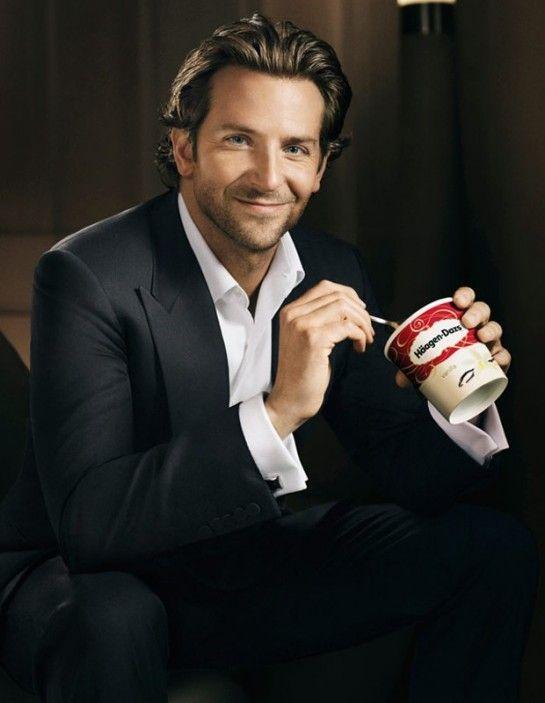Bradley Cooper élu l'homme aux plus beaux cheveux de la planète ! #BradleyCooper