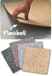 Steinteppich verlegen – Marmorix flexible Bodenfli…