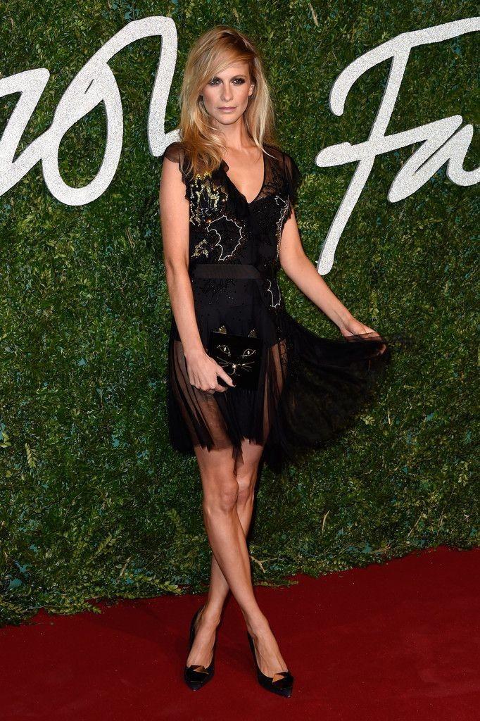 Poppy Delevingne Photos: British Fashion Awards - Celebrity Fashion Trends