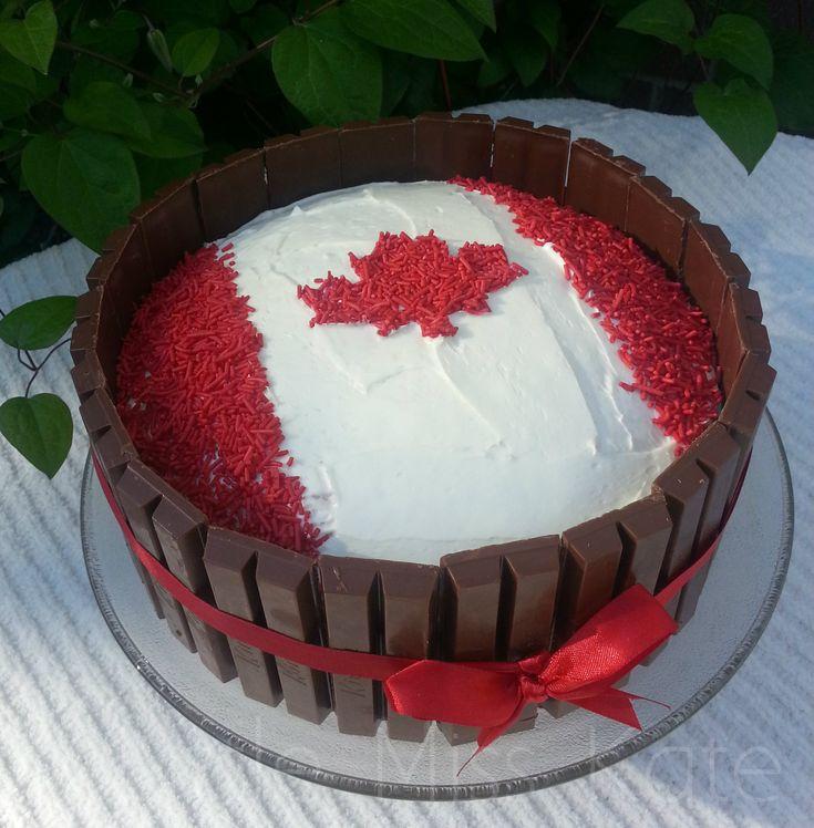 canada day cake 7