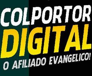 Colportor Digital Afiliado Evangélico, Funciona? Conheça hoje mesmo o Colportor Digital Afiliado Evangélico, a revolução no modo de trabalhar em casa levando a palavra de Deus ao maior número possível de pessoas.