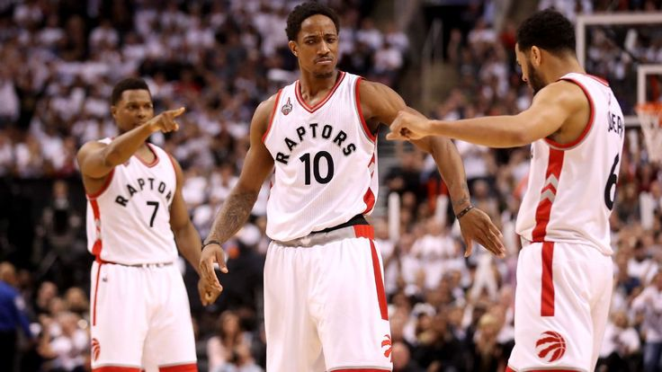 Kyle Lowry and DeMar DeRozan overcome it all in Game 5