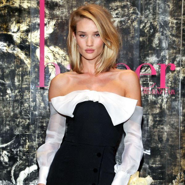 Rosie Huntington-Whiteley's Beauty Rules