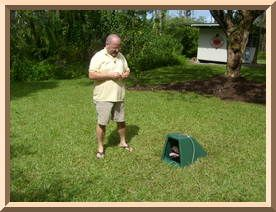 Dog houses dogs and cool ideas on pinterest - Underground dog houses ...