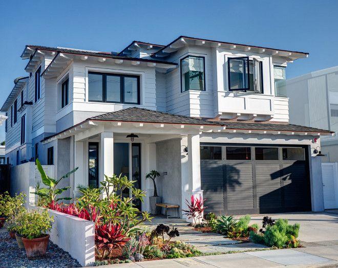 Modern farmhouse in california by david watson architect - 1000 Ideas About Beach House Exteriors On Pinterest