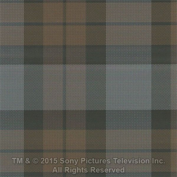 The OUTLANDER Tartan- now you can buy it!
